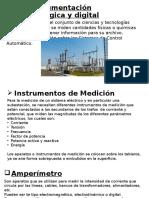 Instrumentación Analógica y Digital
