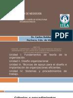 Fundamentos Del Diseño Organizacional - Copia