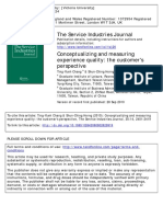 Conceptualizing and measuring experience quality.pdf