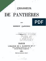 Ernest CAPENDU, Le chasseur de panthères. Épisode des massacres de Syrie, 1861.pdf