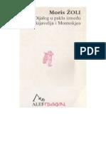 Moris Zoli - Dijalog u paklu izmedju Makijavelija i Monteskjea.pdf