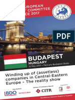 EECC Budapest Brochure