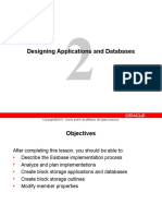 02_Designing Applications and Databases