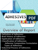 Adhesives Report (1)