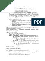 Doxologíaas Del Apocalipsis 4,1-11 (Estudiantes)