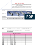 Plunger Assy, Element, Plunger and Barrels