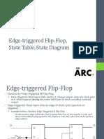 Edge Triggered Flip Flop