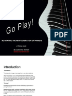 Go Play - Motivating The New Generation Of Pianists