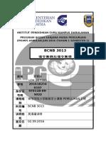 BCNB3013(组别)封面
