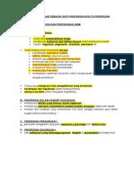 NOTA BAB 1-KONSEP MENGAJAR SEBAGAI SATU PROFESION APA ITU PROFESION.docx