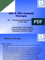 XRD & XRF Principle Analysis