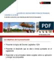 Ppt Ley 1224 App Marco de Ocde Mef