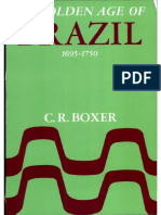 BOXER, Charles _ the Golden Age of Brazil (1695-1750)-University of California Press (1962)