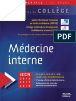 Medecine Interne Medline 2015