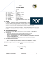 A Derecho Laboral 2016 I