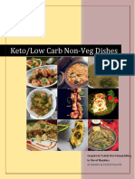 Keto-Low Carb Non Veg Dishes Recipes