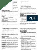 Planificación de La Competencia Lingüística Para Redactar