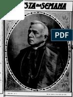Homenagem Ao Cardeal Arcoverde