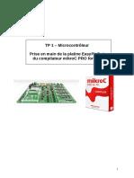 TP1-ΜC - Prise en Main