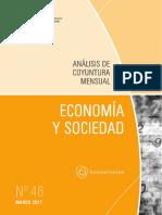 Economia y Sociedad - n 48 - Marzo 2017 - Paraguay - Portalguarani