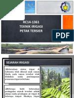 Irigasi.modul 3 PETAK TERSIER