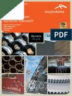 ArcelorMittal katalog 2014