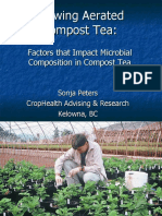 Sonja Peters, CropHealth, Brewing Aerated Compost Tea