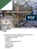 1.02.Mathematical Background