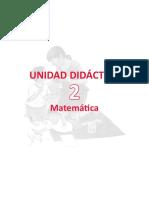 4 Unidad Didactica Mate u2 4grado