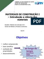 Aula 5-Ciência Dos Materiais
