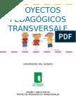 proyectos pedagogicos transversales