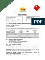 2-11 & 26,34 Pintura Aerosol Pintuco - Msds
