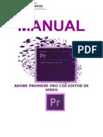 Manual Adobe Premiere Cs6