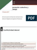 Observatorio Del Derecho Social-Confictividad