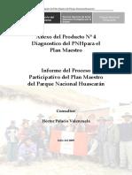 Informe Del Proceso Participativo Del PNH