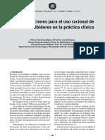 Consenso Uso de Uteroinhibidores-App
