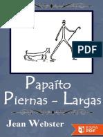 Libro Papaito Piernas Largas_Jean Webster