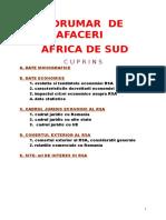 Indrumar de Afaceri Africa de Sud Iunie 2011 2011