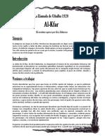 LdC - Años 20 - Al-Kafr (FdR)