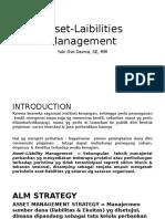 Asset Laibilities Management