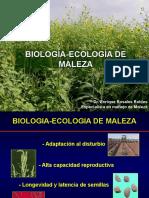 BIOECOLOGIA MALEZA