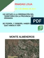 Jornadas LOUA en Granada