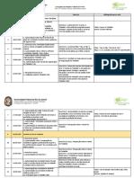 Cronograma Disciplina Trabalho do Futuro 2017.1