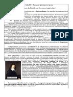 A Importância Da Dúvida Em Descartes