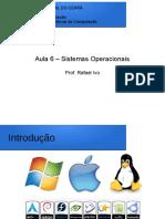 Aula 6 - Sistemas Operacionais