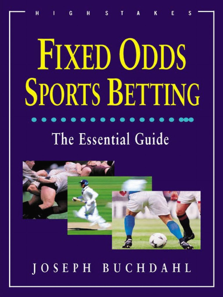 Weighing the odds in sports betting pdf download e sport betting forum