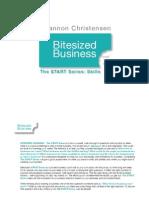 Bitesized Business - The START Series