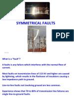 4 Symmetrical Faults 4