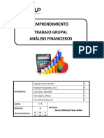 Mapa Conceptual - Analisis Financiero