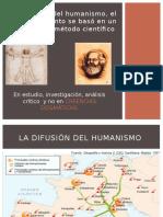 A Partir Del Humanismo, El Conocimiento Se